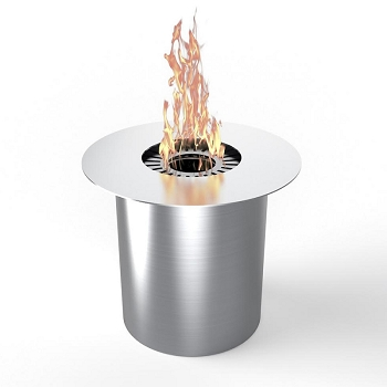 Regal Flame PRO Circular Convert Gel Fuel Cans to Ethanol Cup Burner Insert