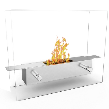 Regal Flame Lyon Tabletop Portable Bio Ethanol Fireplace