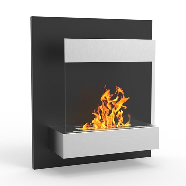 Regal Flame Boston 24 Inch Ventless Wall Mounted Bio Ethanol Fireplace